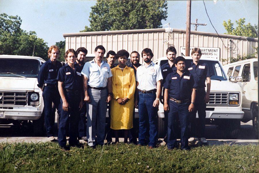 AAA Plumbers 1970s