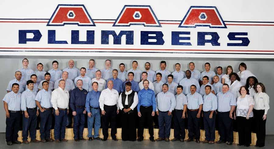 AAA Plumbers Team